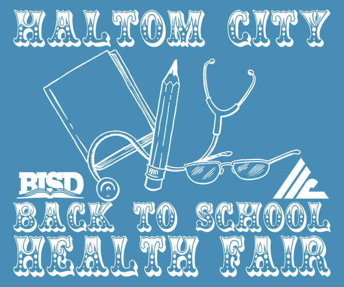 2017 haltom city back to school health fair