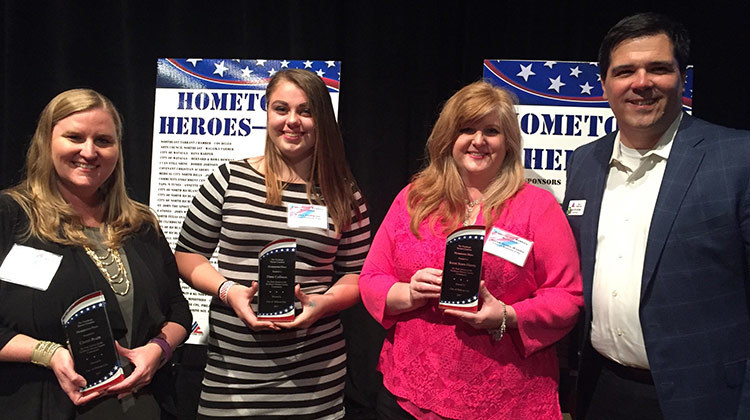 2017 northeast tarrant county hometown heroes