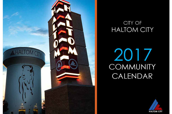 haltom city 2017 community calendar