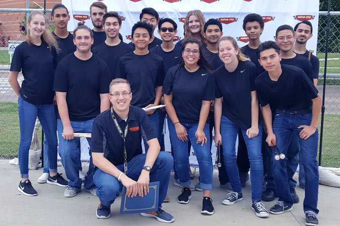 haltom high band carfest 2017