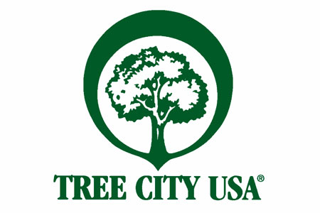 tree city usa haltom city