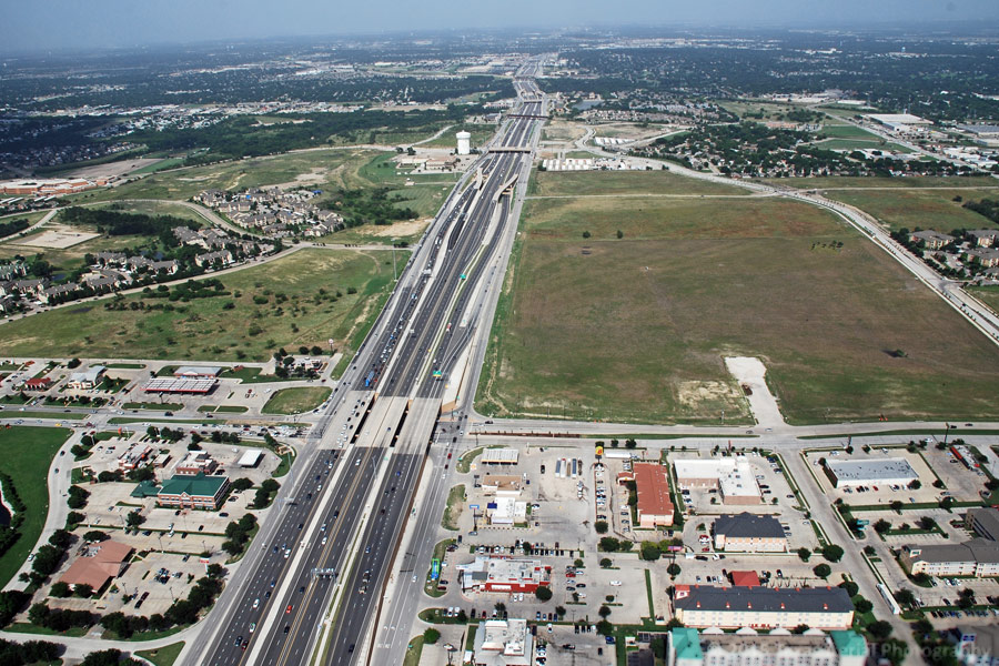 haltom city 820 corridor aerials east 1