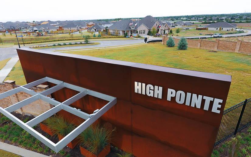 Subdivisión de High Pointe