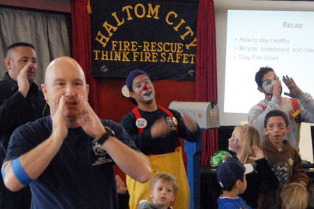 haltom city fire rescue open house