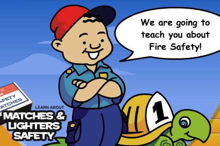 USFD Fire Safety for Kids