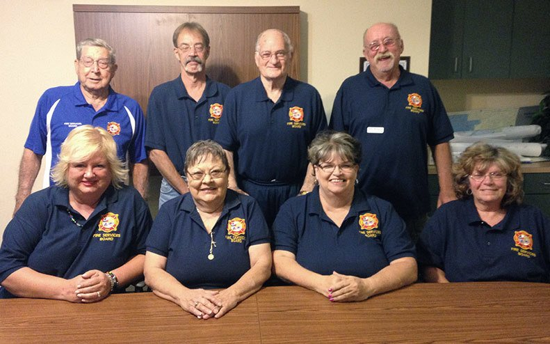 haltom city fire services board 2016