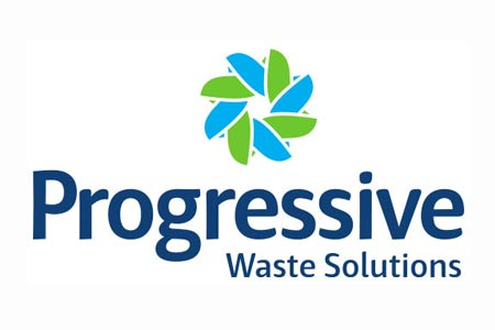 progressive waste solutions logo