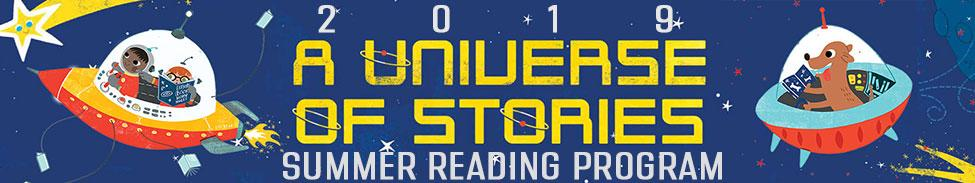 2019 summer reading program universe of stories