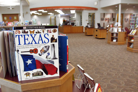haltom city library lending services