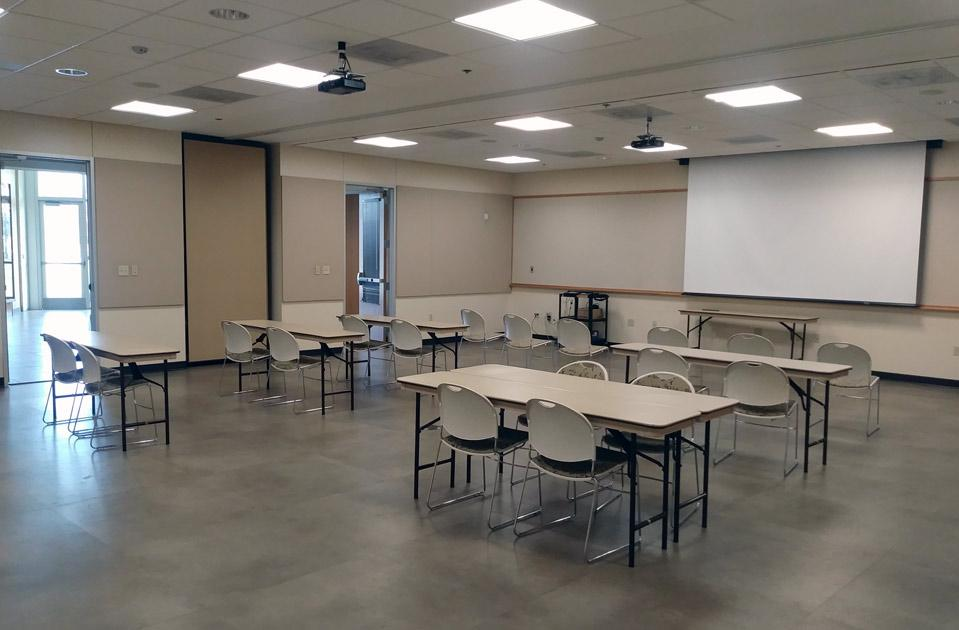 haltom city public library meeting room rental space 2019