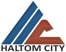 haltom city texas web logo