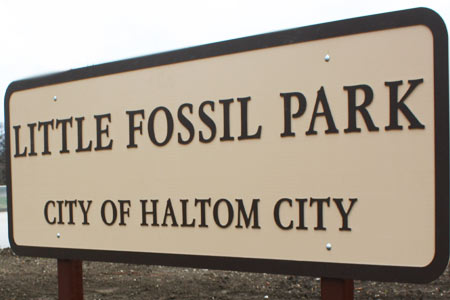 haltom city little fossil park