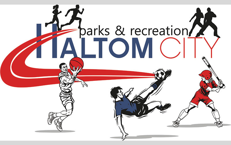 haltom city parks recreation logo 800x