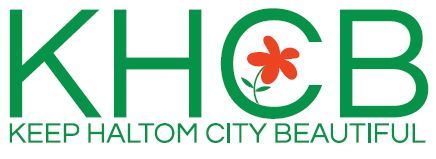 keep haltom city beautiful logo