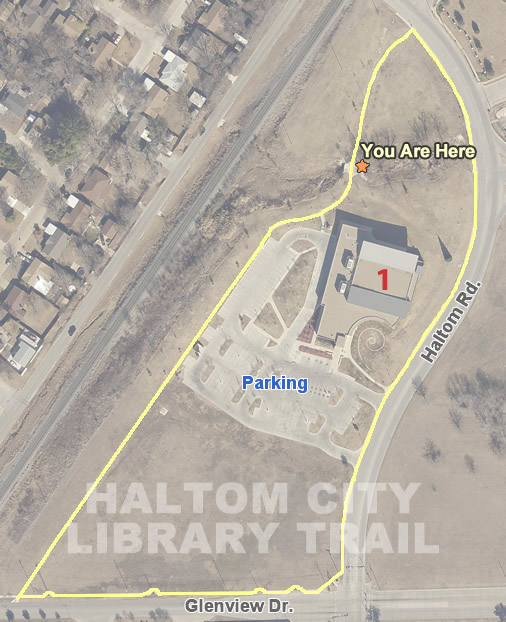 haltom city library trailmap