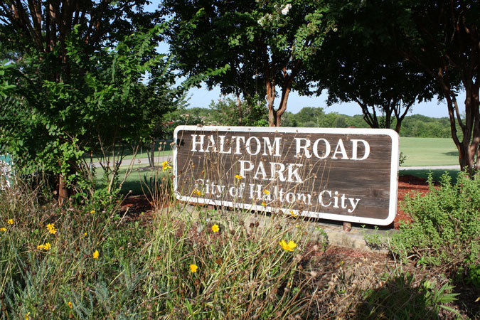 haltom road park haltom city texas
