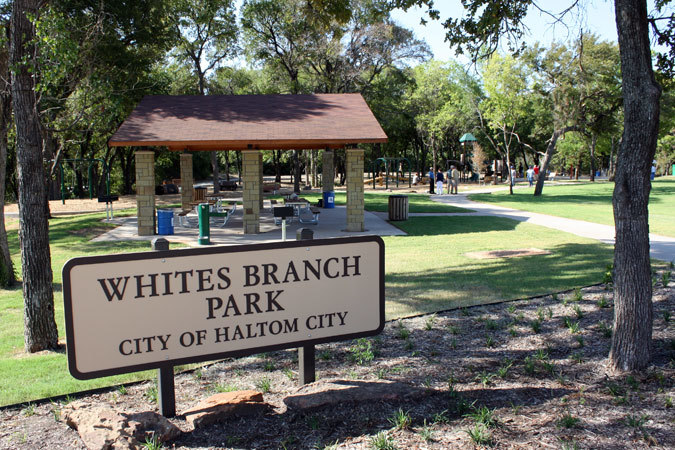 whites branch park haltom city texas