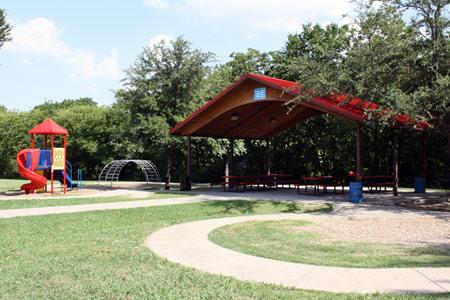 haltom city haltom road park pavilion