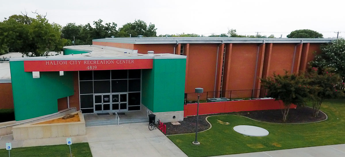 haltom city parks recreation center 1200x