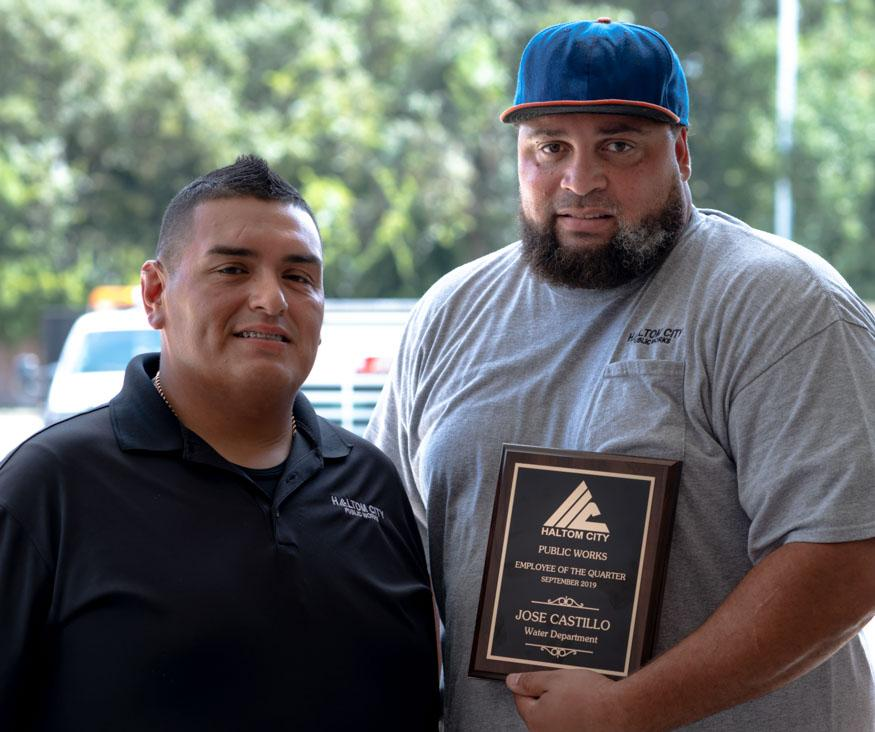 haltom_city public works water employee 1q 2019 jose castillo