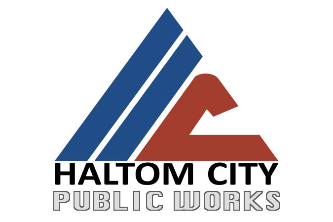 haltom city public works