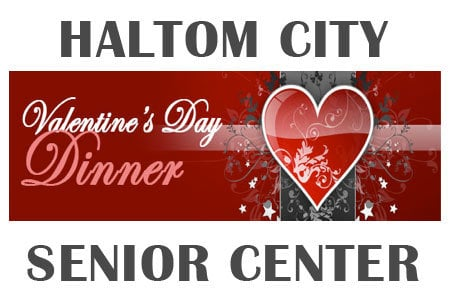 haltom senior center valentines day 2016