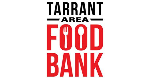 logotipo del banco de alimentos del área de tarrant